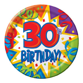 30th thirtieth birthday poems