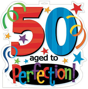 50th birthday party ideas celebrations